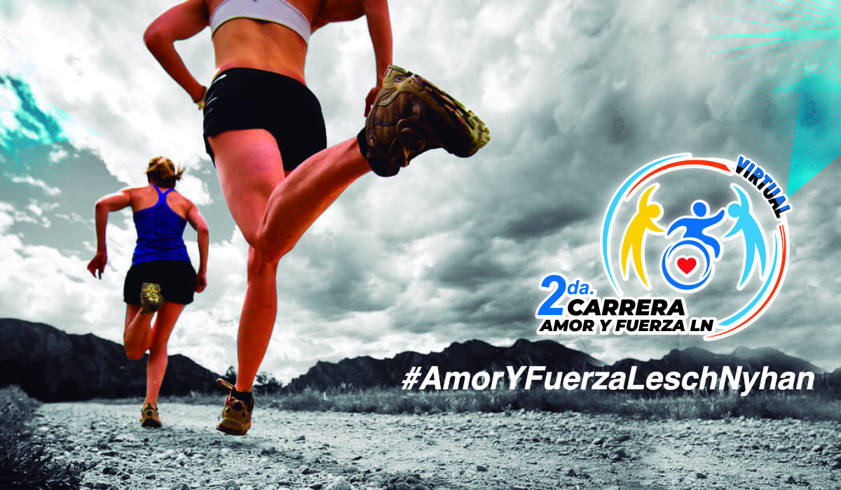 2a Carrera Virtual Amor y Fuerza LN.