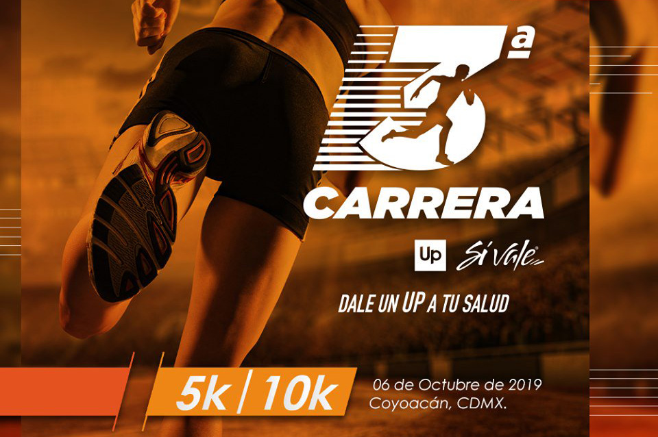 CARRERA UP SI VALE 2019