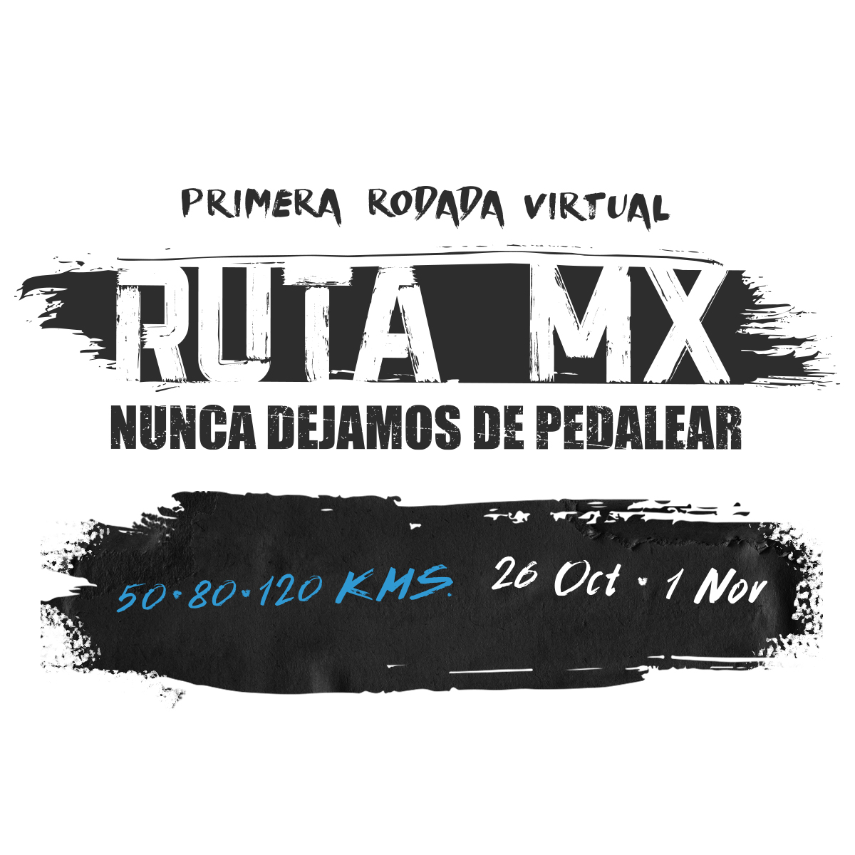 Primera Rodada Virtual Garmin Ruta MX